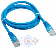 Cabo de Rede/Patch Cord CHIP SCE CAT 6e - 2 metros azul