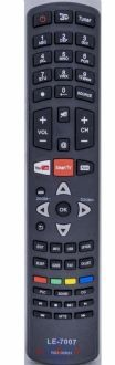 Controle Remoto Tv Philco Led Smart Youtube